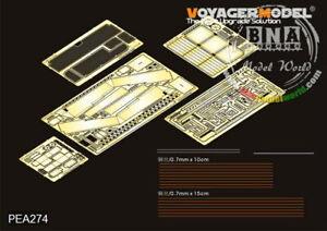 Voyager-PEA274-1-35-Modern-M1A1-M1A2-Stowage-Bin-Baskets-CIP-for-Tamiya-35269
