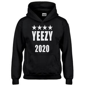 yeezy hoodie black