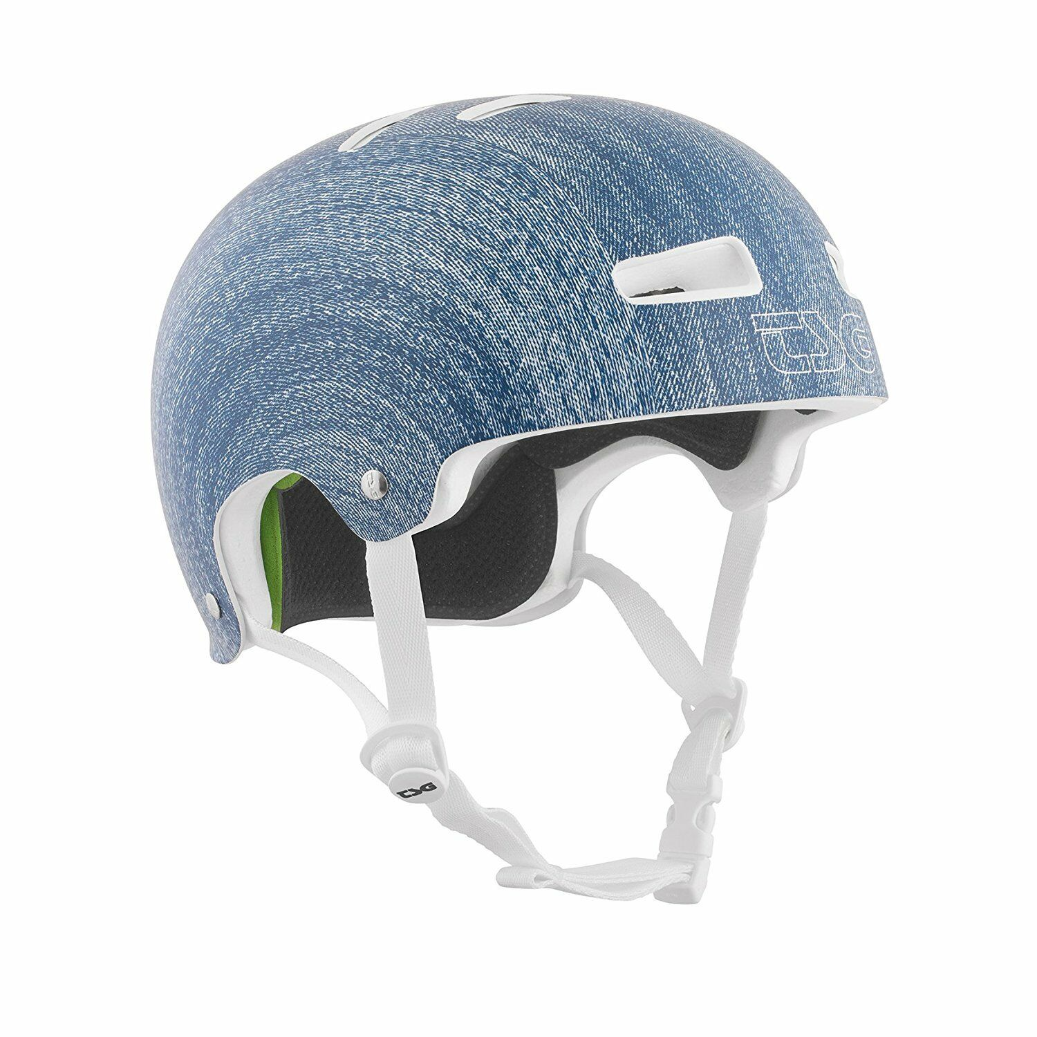 TSG Evolution Helmet Special Makup Denim 7500470-35-281, S M