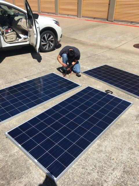 23pcs 285w Polycrystalline Solar Panel 285 Watt 72 Cell Ul Listed On Or Off Grid For Sale Online Ebay