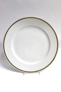 Kaiser Porzellan Artemis Noppen Goldrand Teller D=28,5 cm