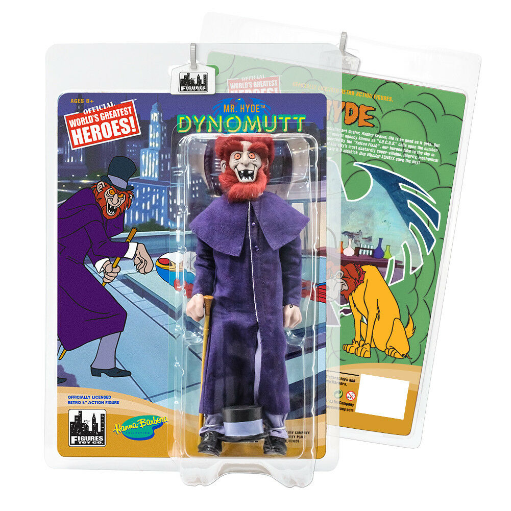 Dynomutt Retro Action Figures Series  Mr. Hyde