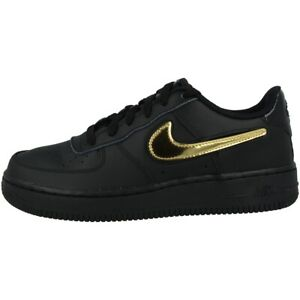 Détails sur Nike Air Force 1'07 lv8 3 Chaussures Low Cut Sneaker Baskets BLACK ct2252 001 afficher le titre d'origine