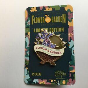 Flower-Garden-Festival-039-16-Annual-Passholder-Exclusive-Figment-Disney-Pin-113734