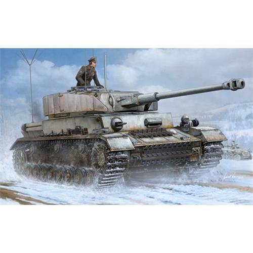 Trumpeter PzBeobWg IV Ausf J German Medium Tank 1 16 Scale Plastic Model Kit