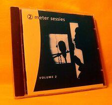 CD 2 Meter Sessies - Volume 2 Compilation 18TR 1992 Alternative Acoustic Rock