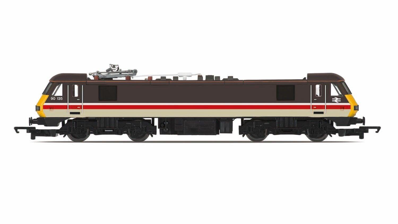 Hornby Railroad BR Intercity 90135 Bo-Bo Class 90 R3585 - Free Shipping