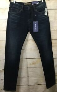NWT-Men-039-s-VIGOSS-Jeans-Jude-340-Tapered-Authentic-Stretch-Size-29-x-32