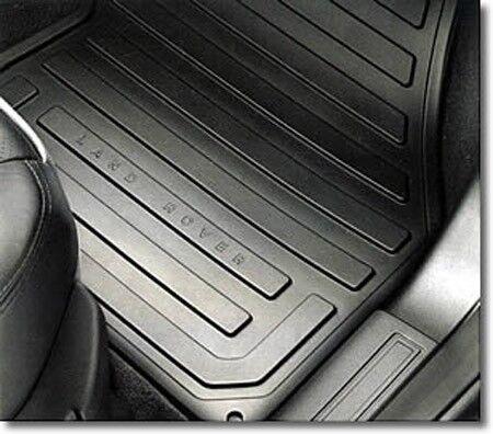 GENUINE FREELANDER 2 - RUBBER FLOOR MAT SET (2007-2012) VPLFS0233