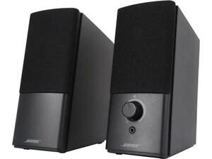 bose companion 2 series iii multimedia speaker system 17817602853 ebay. Black Bedroom Furniture Sets. Home Design Ideas