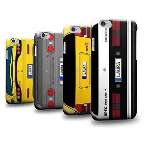 Personalisiert-JDM-Initial-Name-Nummernschild-Etui-Fur-Nokia-Huawei-Asus-Vivo