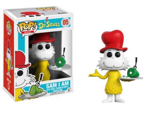 Sam I Am FUNKO #5 Pop Books: Dr Seuss