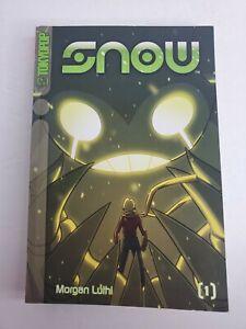 Snow Vol. #1 Manga Light Novel, Morgan Luthi  Tokyopop