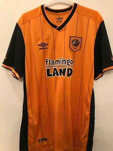 Hull City Shirt 2015 16 Size Extra Large Umbro Excellent Condition ... 8bbcae6c4