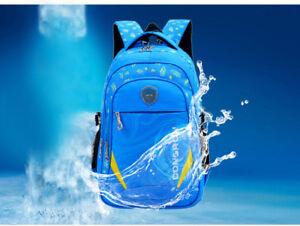 Stylish Girls Boys Backpack School Bag Travel Satchel Nylon Book Bag ... 49bb3246f6a48