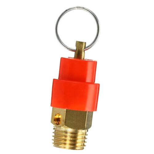 3//8 Air Compressor Pressure Piping Safety Relief Valve Regulator Brass