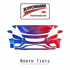 Volvo V60 T6R 2014-2015 PreCut 3M Scotchgard Paint Protection Clear Bra Kit