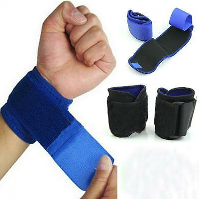 Support Brace Bandage Wrist Strap Adjustable Wristband Wrap