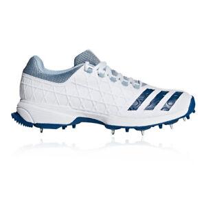 wholesale dealer f920a 7b5c5 Image is loading adidas-Mens-SL22-FS-II-Cricket-Spike-White-