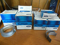 Big Lot, Oe Ford Main & Rod Bearings