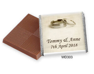 50-Personalised-Chocolate-Favours-Choose-From-100s-of-Designs-FAST-FREE-POST