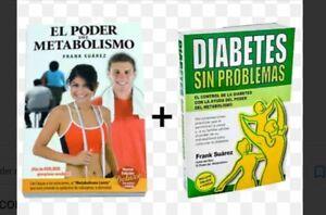 OFERTA baje peso!el poder del metabolismo+diabetes sin