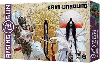 Rising Sun Kickstarter Kami Unbound used