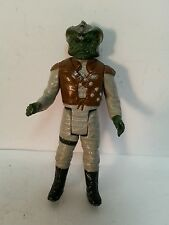 "STAR WARS - Klaatu Skiff Guard 3.5"" Action Figure LFL Hong Kong 1983 Retro Toy"