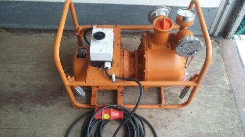 300 l//min Wasserpumpe//Allespumpe Mast TUP 3-1,5 BL mit Elektro Motor mit Zubeh