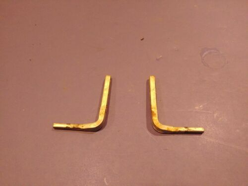 Maytag Washer Lid Hinges Left Right ; W10389421 ; WPW10544328 ; WPW10544329