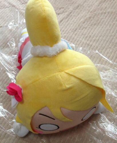 SEGA Love Live Mega Jumbo Nesoberi stuffed plush Eri Ayase Snow halation japan