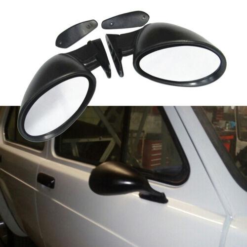 Said View Wing Door Mirrors Hot Rat Rod Side Exterior Vintage Sport Racing Car