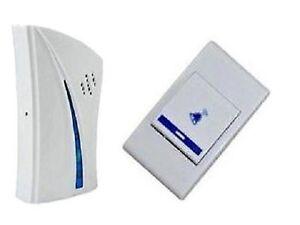 Campanello universale wifi attacco spina senza fili pile - Campanello senza fili da esterno ...