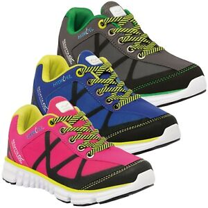 Regatta Kids Boys Girls Lace Up School Sports Trainers Shoes. Clearance RRP £50