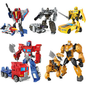 Transformers-Starscream-Bumble-Bee-Robots-Kids-Toys-Optimus-Prime-Action-Figure