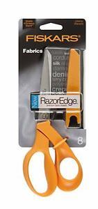 Fiskars-RazorEdge-8-034-Fabric-Shears-Ultra-Sharp-Razor-Edge-Scissor-Blades-8180