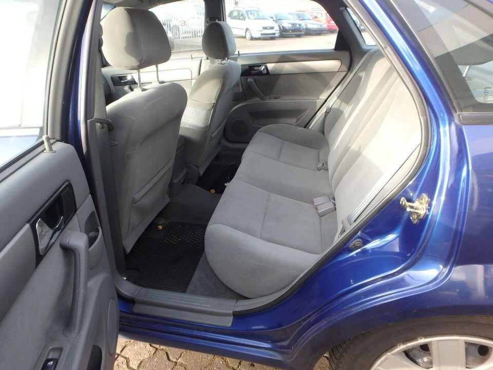 Daewoo Nubira 1,6 SX aut. Benzin aut. Automatgear modelår