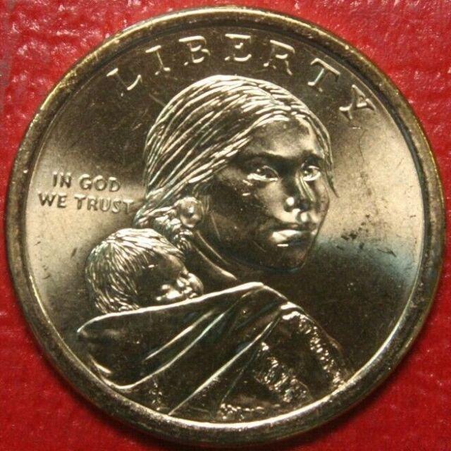 USA SACAGAWEA NATIVE AMERICAN DOLLAR SET 11 COINS 2009-2019 UNC