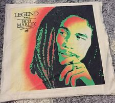 RARE LEGEND THE BEST OF BOB MARLEY AND THE WAILERS TRI-COLOR VINYL HEMP BAG 2010