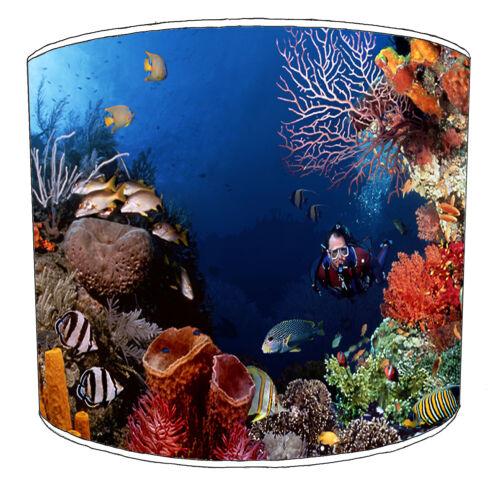 Scuba diving designs abat-jour idéal pour correspondre à la plongée sous-marine wall decals stickers