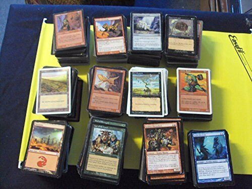 Includes Foils Rares Magic the Gathering Magic Card Collection 2000 Cards!!