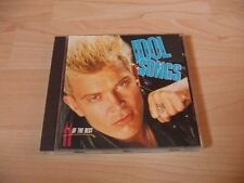 CD Billy Idol - Songs - 11 of the Best - 1988 incl. Sweet sixteen + Eyes without