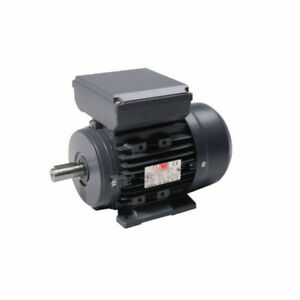 Single Phase Electric Motor 2.2kW 2-pole 3000rpm Capacitor Start//Run 50Hz 230V