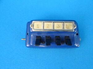 Marklin 7070 Switch Board 50-ies 800 series