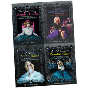 White-Rabbit-Chronicles-Series-Gena-Showalter-4-Books-Collection-Pack-Set-NEW-UK