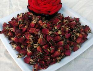 Krauterino 24-Rose boccioli di fiori ROSSO - 50g
