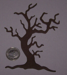 Scrapbook /& Card Making 1 Tree with Swing Premade PAPER Die Cuts