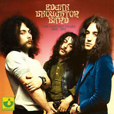 EDGAR BROUGHTON BAND - The Harvest Years 1969-1973 - 4CDs ss EU psych prog L@@K