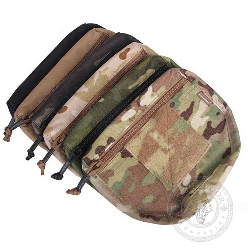 Armor Carrier Nylon Multifunctional  Camouflage Waist Bag Military Accessories  will make you satisfied