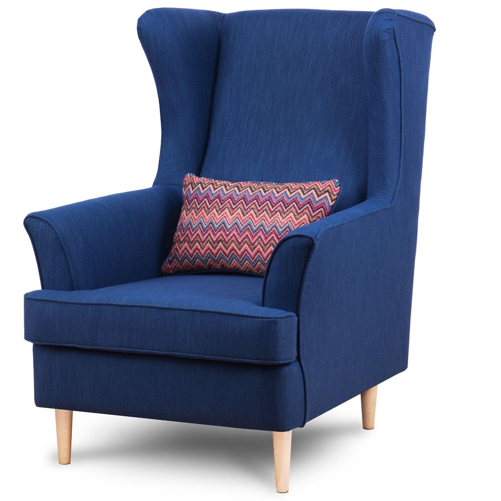 Sessel Ohrensessel Fernsehsessel Wohnzimmersessel Couchsessel Stillsessel Hocker